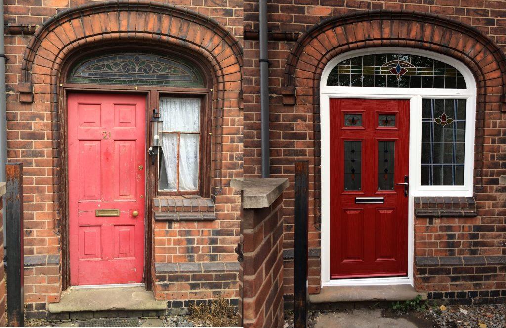 Door and Window installation West Midlands and Staffordshire
