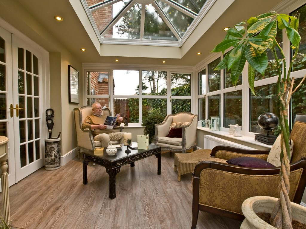 Conservatories and Orangeries installed Walsall Wood & Burton-on-Trent