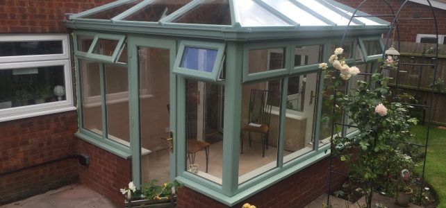 Conservatories and Orangeries Walsall Wood and Burton-on-Trent