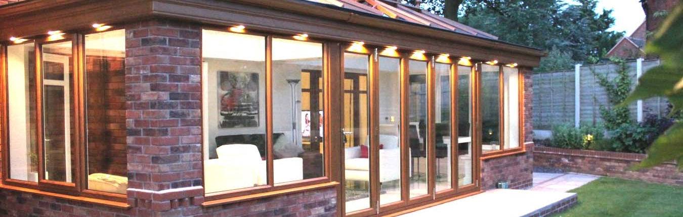 Orangeries Walsall Wood and Burton-on-Trent