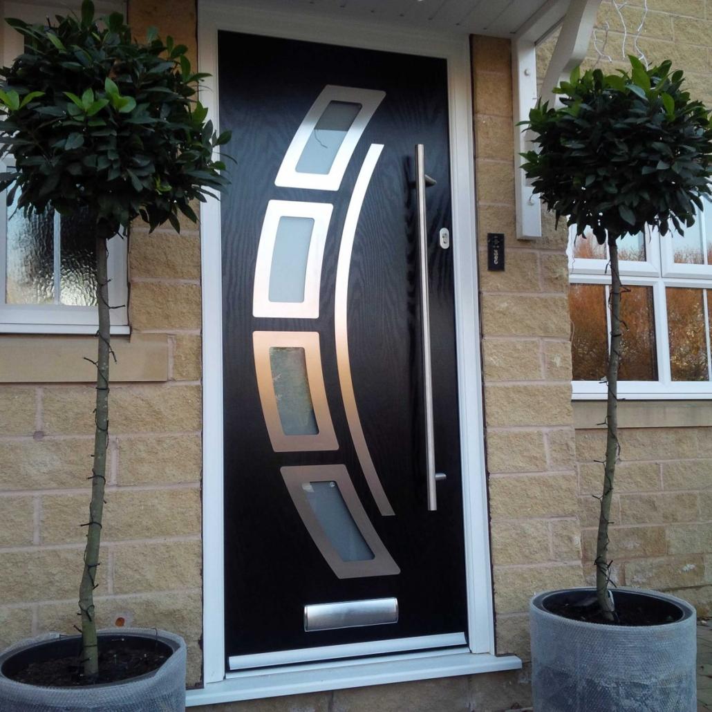Composite doors supply & install Walsall Wood & Burton-on-Trent