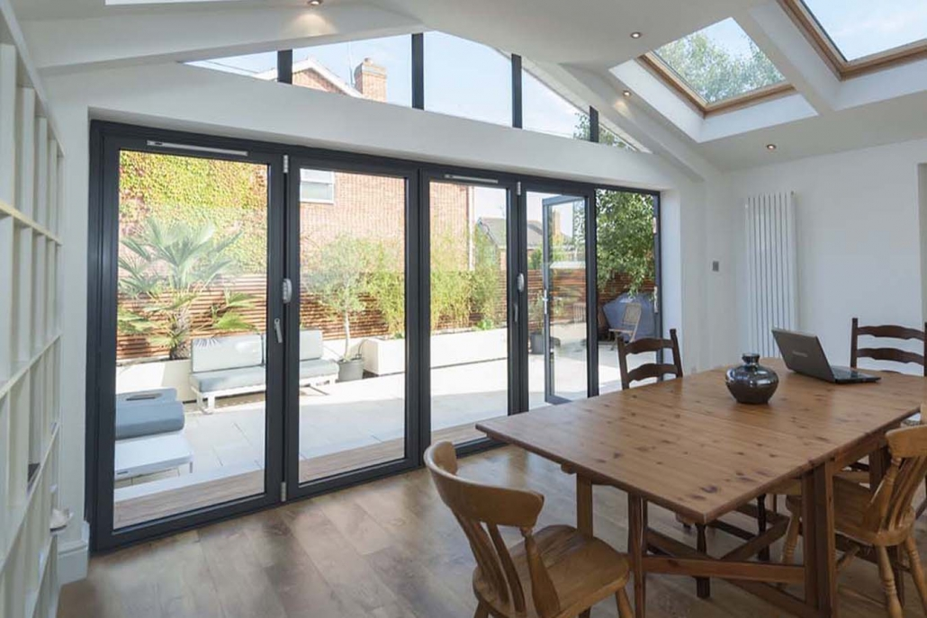 Bi-folding doors installers West Midlands