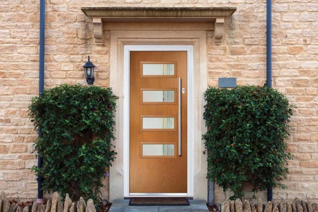 Composite doors supply and install West Midlands