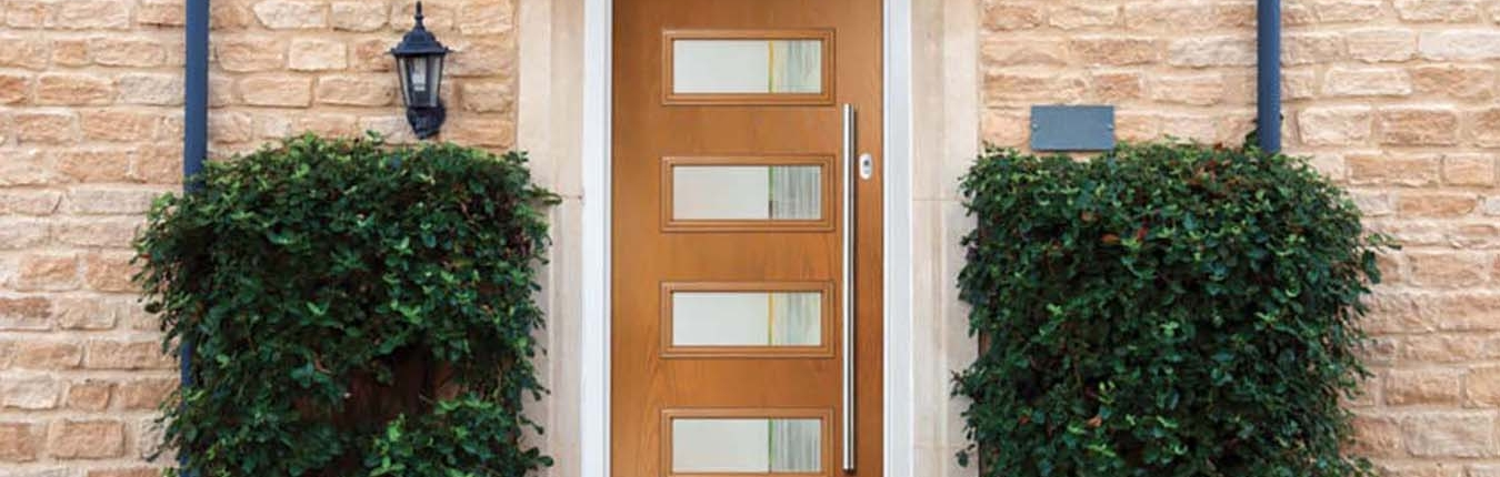 Composite doors supply and install West Midlands