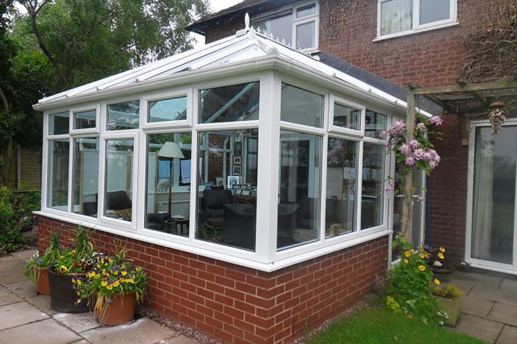 Conservatory installations West Midlands