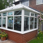 Conservatory installations West Midlands