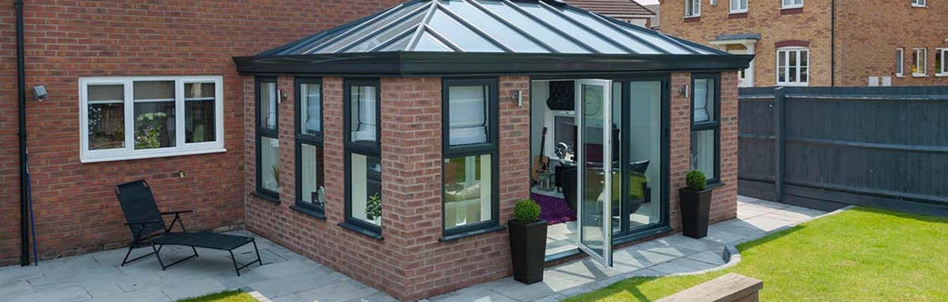 Orangery and Conservatory installers West Midlands and Staffordshire