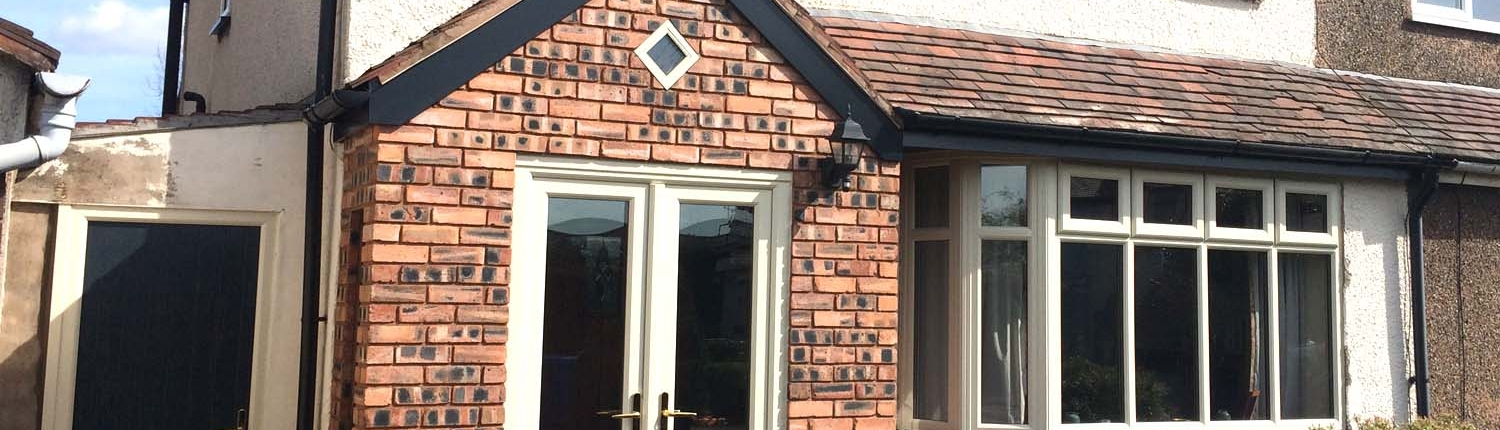 Porch installers Walsall Wood & Burton-on-Trent
