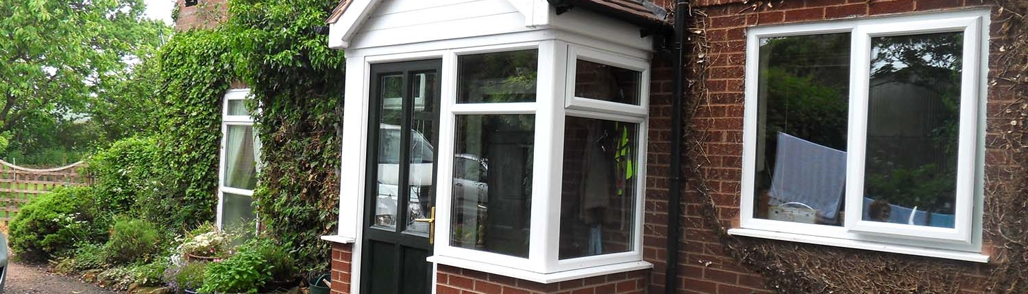 Porch services Walsall Wood West Midlands