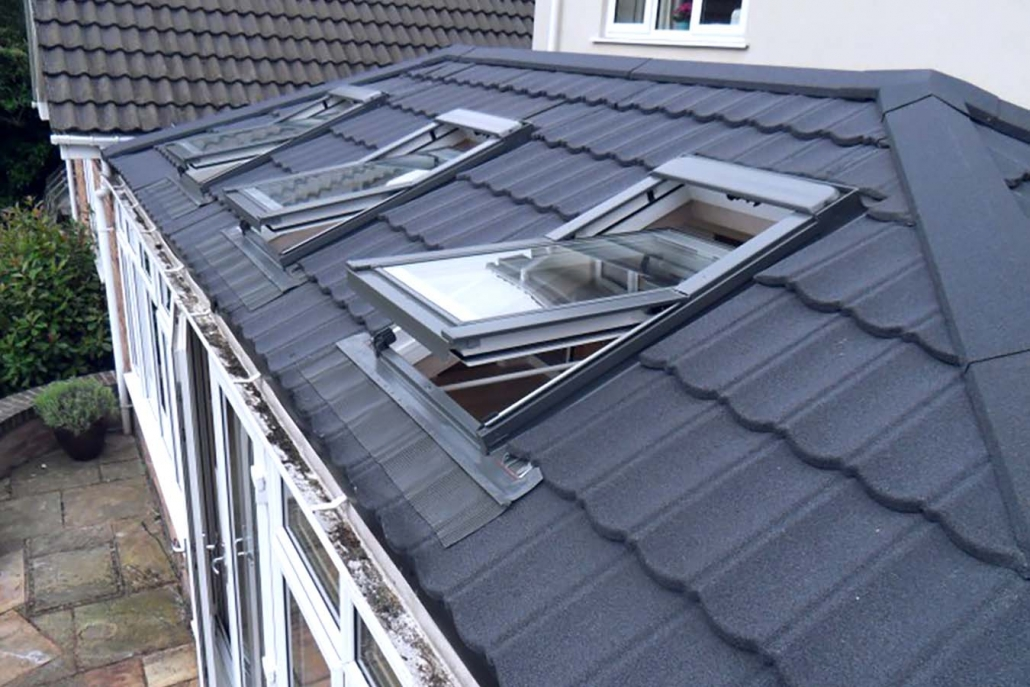 Conservatory Roofs - Walsall Wood & Burton-on-Trent