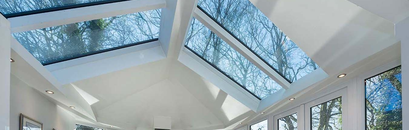 Conservatory with Ultraroof Staffordshire